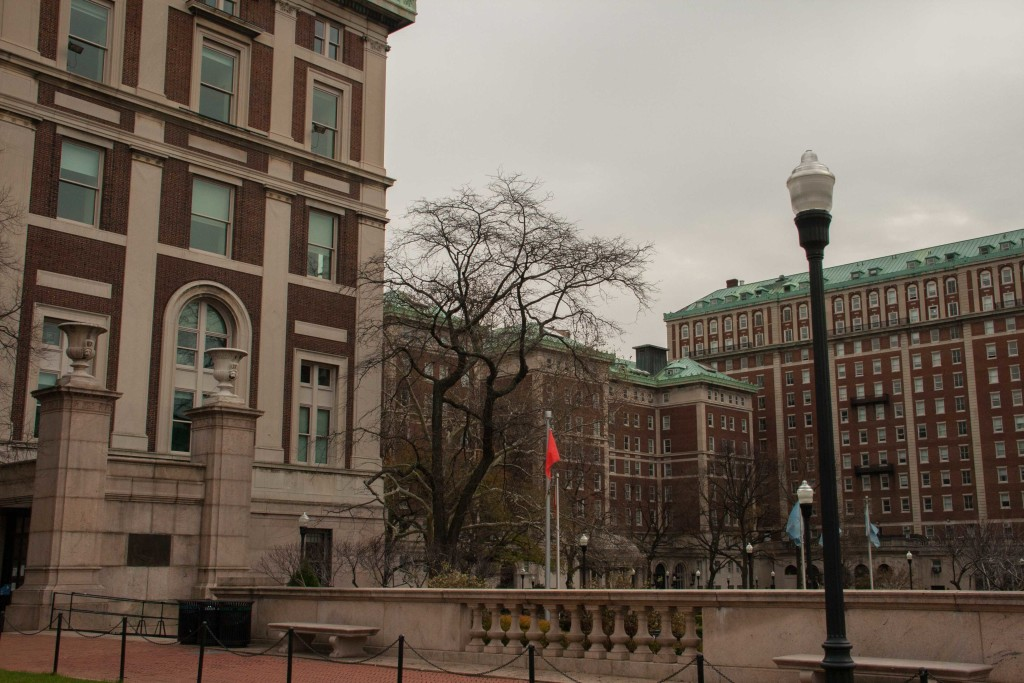 New York-Harlem-stedentrip-Columbia University